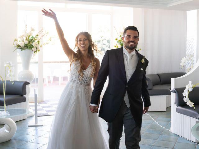Il matrimonio di Angela e Antonio a Pozzuoli, Napoli 78