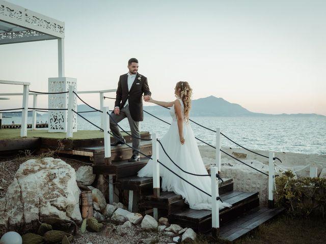 Il matrimonio di Angela e Antonio a Pozzuoli, Napoli 84