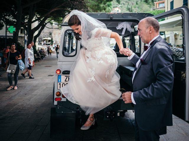 Il matrimonio di Andrea e Costanza a Portovenere, La Spezia 58