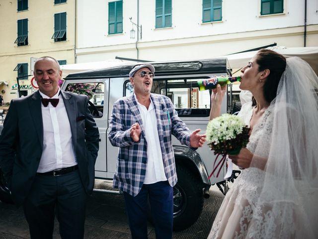 Il matrimonio di Andrea e Costanza a Portovenere, La Spezia 59