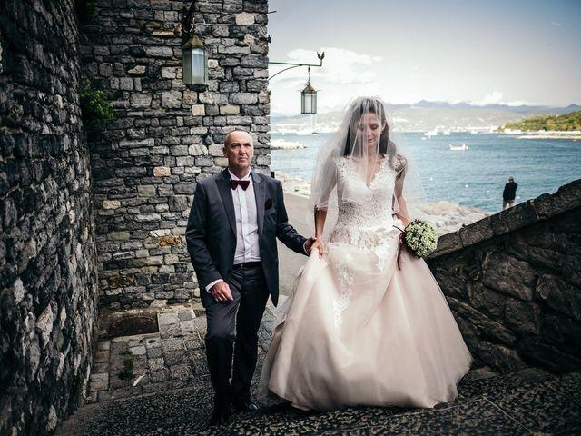 Il matrimonio di Andrea e Costanza a Portovenere, La Spezia 64