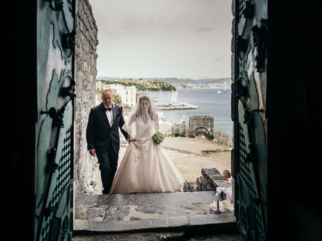 Il matrimonio di Andrea e Costanza a Portovenere, La Spezia 66
