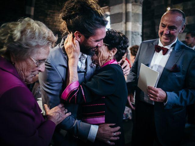 Il matrimonio di Andrea e Costanza a Portovenere, La Spezia 93