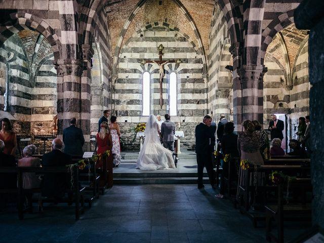 Il matrimonio di Andrea e Costanza a Portovenere, La Spezia 97