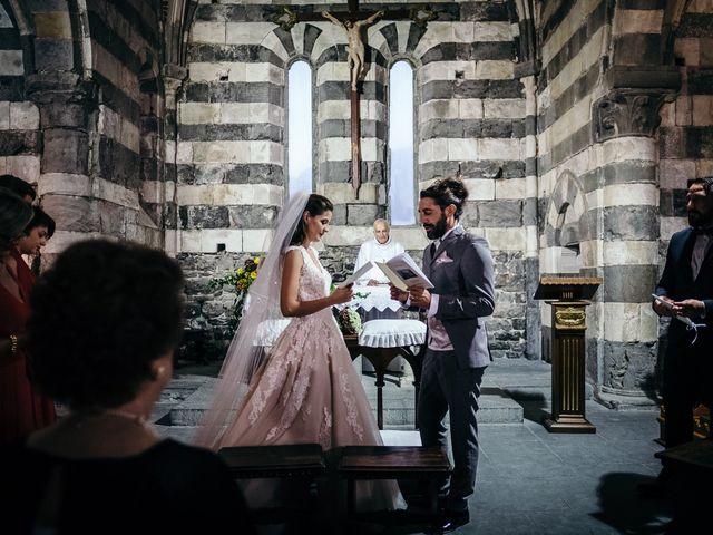 Il matrimonio di Andrea e Costanza a Portovenere, La Spezia 98