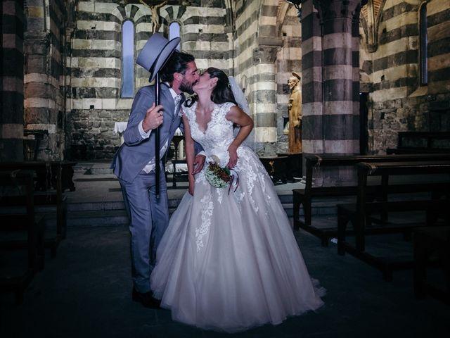 Il matrimonio di Andrea e Costanza a Portovenere, La Spezia 99