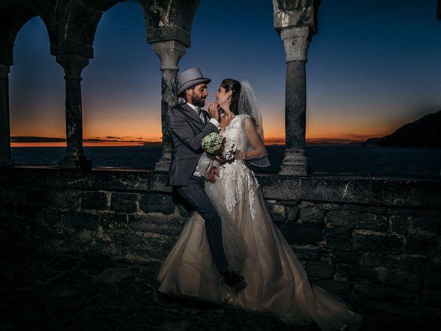 Il matrimonio di Andrea e Costanza a Portovenere, La Spezia 1