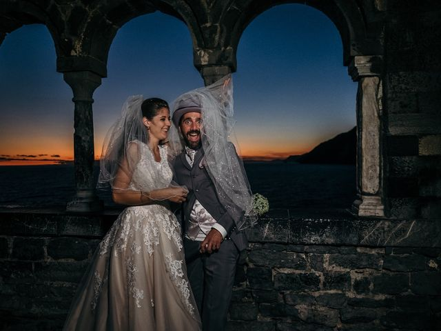 Il matrimonio di Andrea e Costanza a Portovenere, La Spezia 105