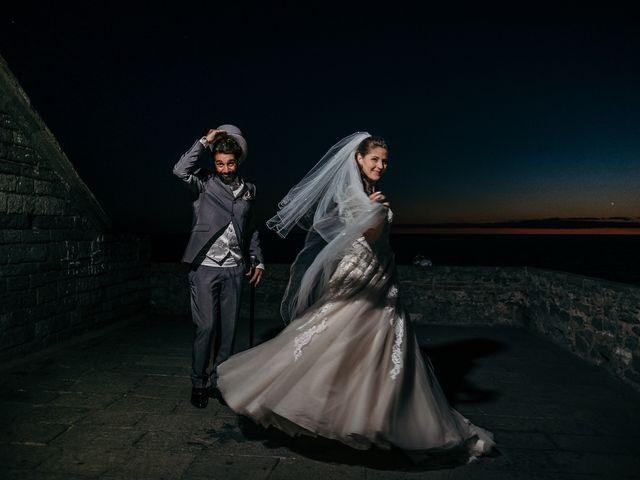 Il matrimonio di Andrea e Costanza a Portovenere, La Spezia 109