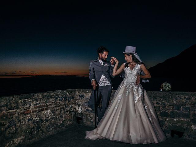 Il matrimonio di Andrea e Costanza a Portovenere, La Spezia 111