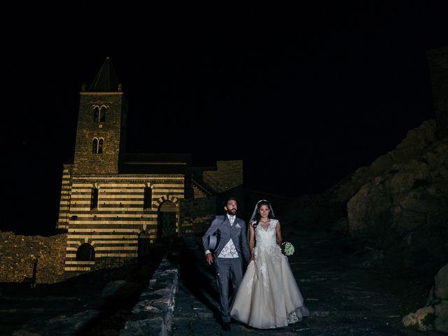 Il matrimonio di Andrea e Costanza a Portovenere, La Spezia 112