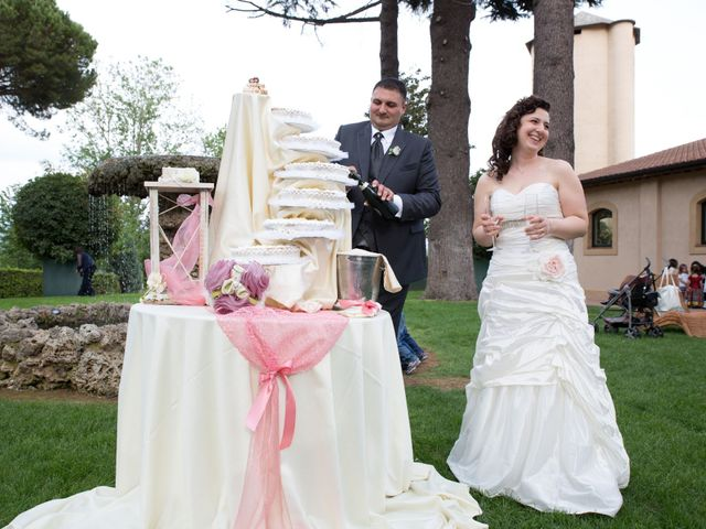 Il matrimonio di Francesco e Francesca a Guidonia Montecelio, Roma 15