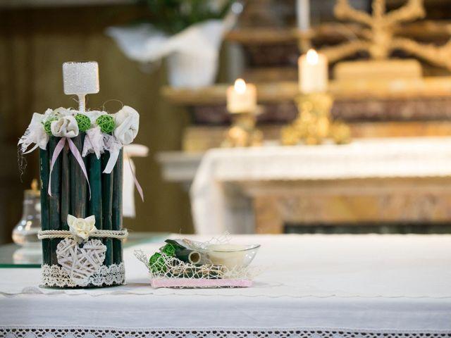 Il matrimonio di Francesco e Francesca a Guidonia Montecelio, Roma 26