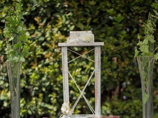 Il matrimonio di Francesco e Francesca a Guidonia Montecelio, Roma 27