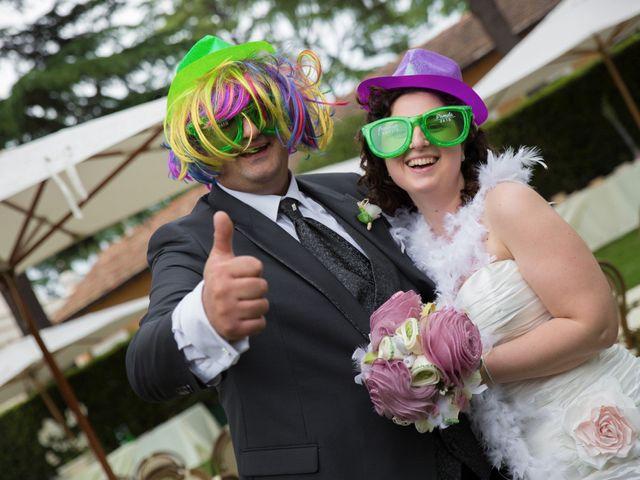 Il matrimonio di Francesco e Francesca a Guidonia Montecelio, Roma 35