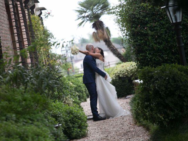 Il matrimonio di Mirco e Karina a Bevilacqua, Verona 1