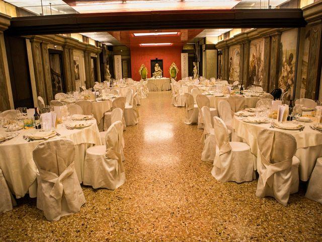 Il matrimonio di Mirco e Karina a Bevilacqua, Verona 2