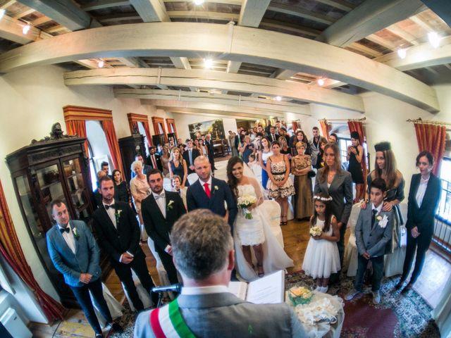 Il matrimonio di Mirco e Karina a Bevilacqua, Verona 3