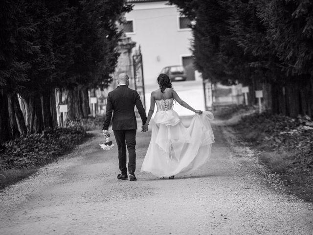 Il matrimonio di Mirco e Karina a Bevilacqua, Verona 8