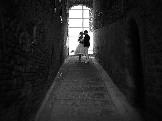 Il matrimonio di Massimo e Olga a Città della Pieve, Perugia 1