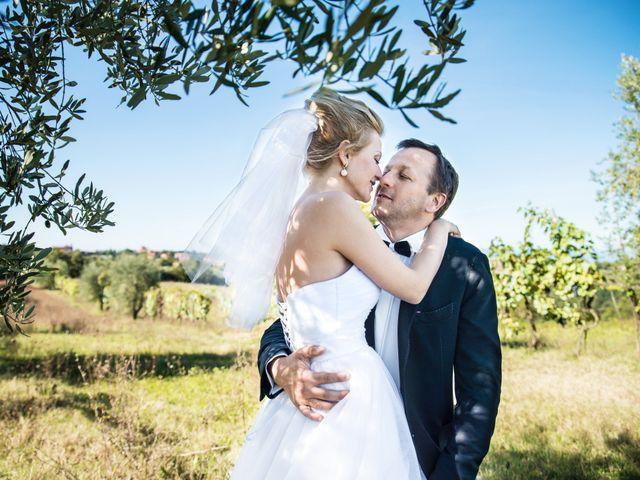 Il matrimonio di Massimo e Olga a Città della Pieve, Perugia 26