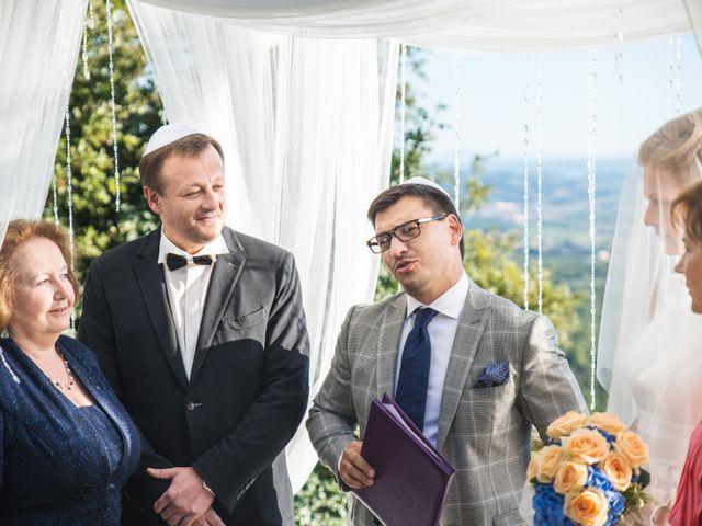 Il matrimonio di Massimo e Olga a Città della Pieve, Perugia 40