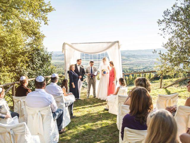 Il matrimonio di Massimo e Olga a Città della Pieve, Perugia 41
