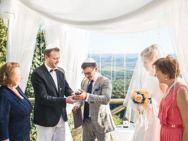 Il matrimonio di Massimo e Olga a Città della Pieve, Perugia 45