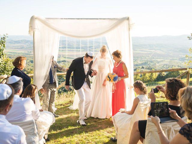 Il matrimonio di Massimo e Olga a Città della Pieve, Perugia 47