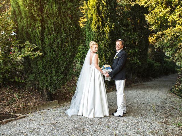 Il matrimonio di Massimo e Olga a Città della Pieve, Perugia 55