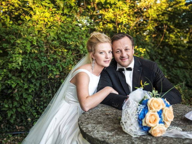 Il matrimonio di Massimo e Olga a Città della Pieve, Perugia 56