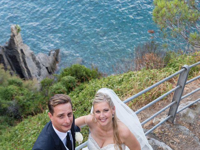 Il matrimonio di Andrea e Maria Grazia a Sestri Levante, Genova 14