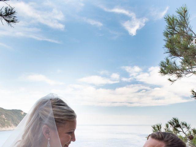 Il matrimonio di Andrea e Maria Grazia a Sestri Levante, Genova 15