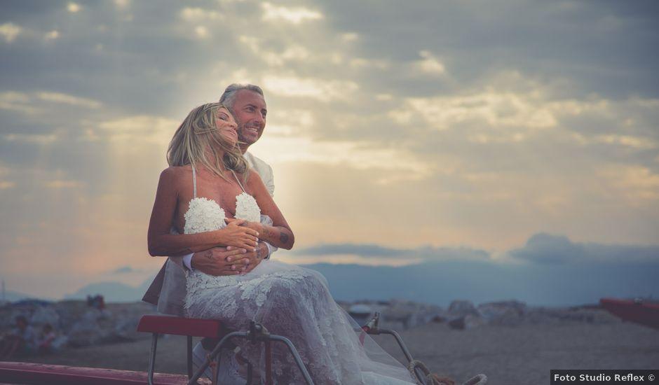 Il matrimonio di Gianluca e Silvia a Massa, Massa Carrara