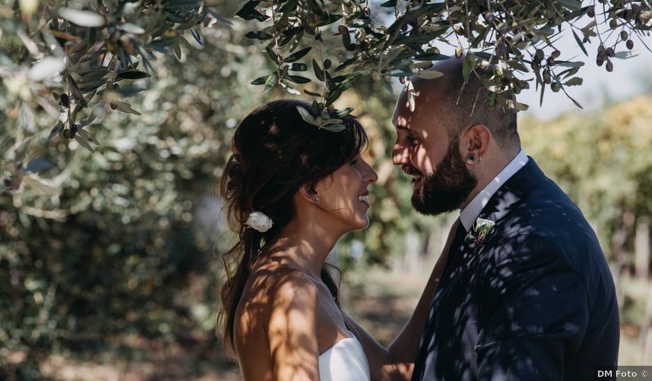 Il matrimonio di Nazareno e Fabiana a Francavilla al Mare, Chieti