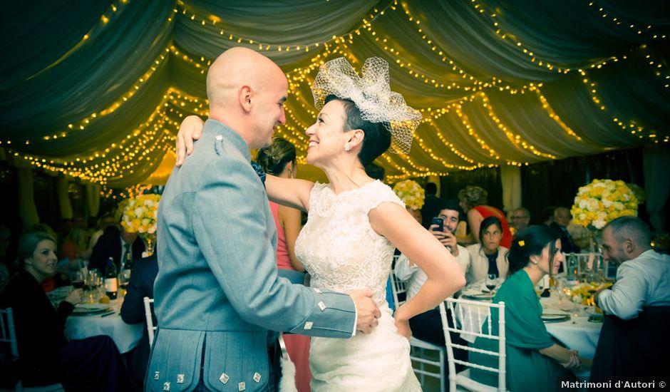 Il matrimonio di James e Valentina a Verbania, Verbania