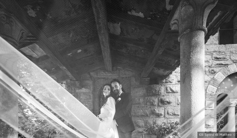 Il matrimonio di Giorgio e Rossella a Trescore Balneario, Bergamo