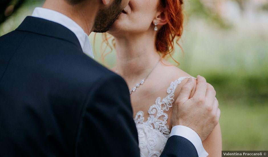 Il matrimonio di Alessandro e Valentina a Cerea, Verona