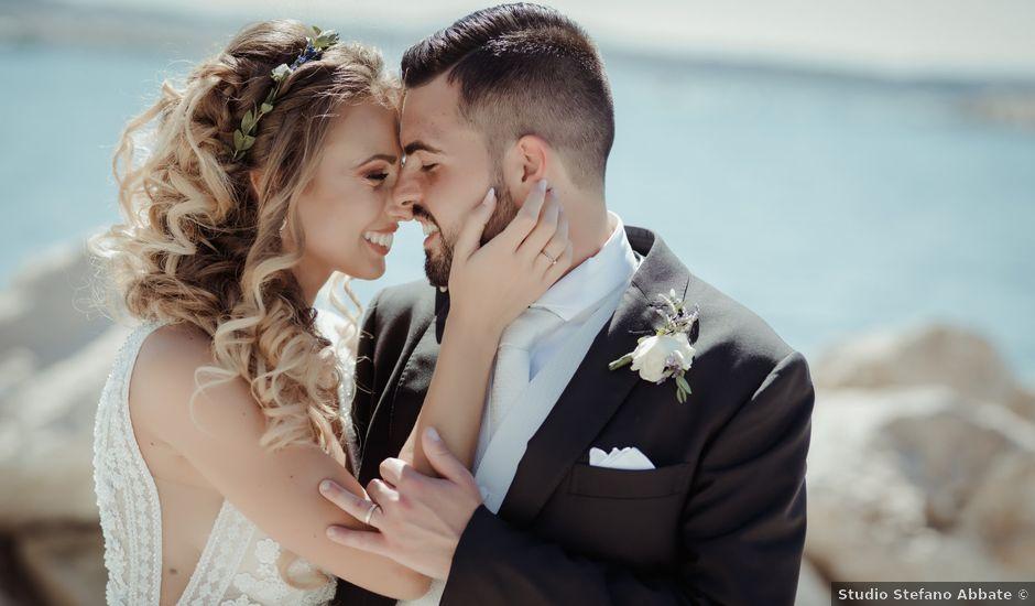 Il matrimonio di Angela e Antonio a Pozzuoli, Napoli