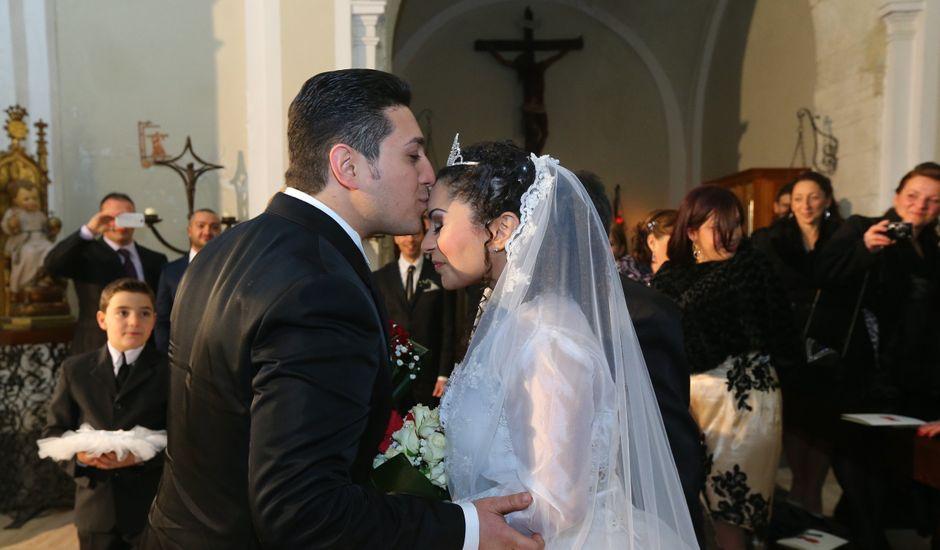 Il matrimonio di Sonia e Mario a Catanzaro, Catanzaro