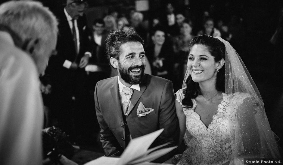 Il matrimonio di Andrea e Costanza a Portovenere, La Spezia