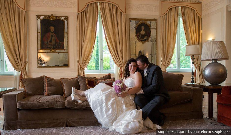 Il matrimonio di Francesco e Francesca a Guidonia Montecelio, Roma
