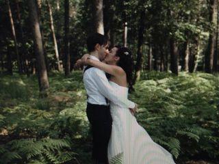 Le nozze di Maria Cristina e Andrea