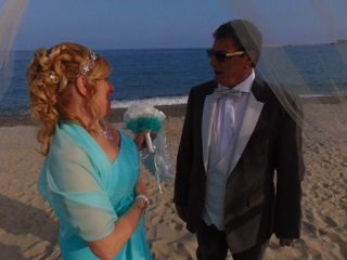 Le nozze di Patrizia e Franco