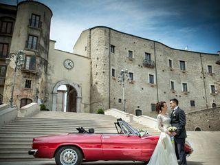 Le nozze di Angelica e Antonio
