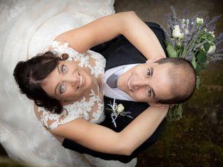 Le nozze di Sabrina e Daniele
