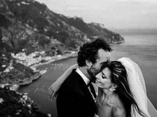 Le nozze di Tania e Cyril