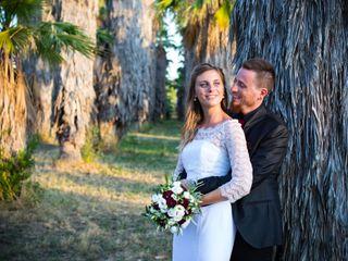 Le nozze di Teresa e Emanuele