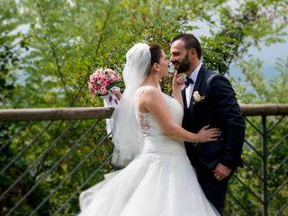Le nozze di Francesca e Sara 1