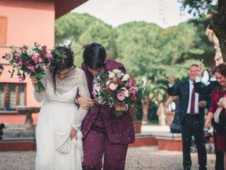 Le nozze di Sabrina e Federica 1
